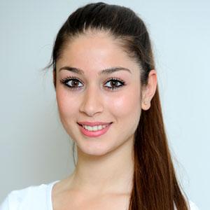 Leyla Calis - Auszubildende zur Medizinischen Fachangestellten